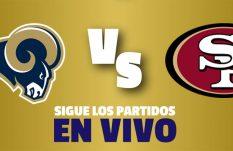 EN VIVO: Rams 24-13 49ers Semana 3 NFL 2017
