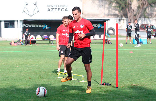 El Atlas retoma confianza con regreso de Rafa Márquez