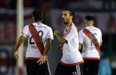 River Plate destruye a Wilsterman con cinco de Scocco