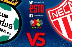 EN VIVO: Santos 2-1 Necaxa Jornada 10, Apertura 2017