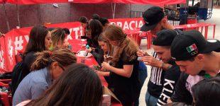 Xolos de Tijuana se une a la colecta de víveres