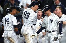 Yankees empata la serie ante los Astros