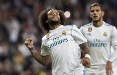 Real Madrid cumple ante el Eibar