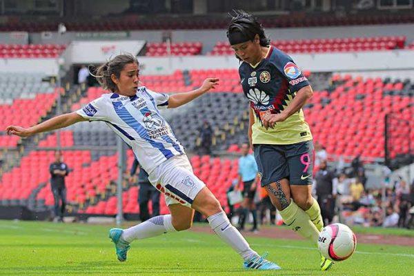 América perdió el invicto ante las Tuzas en el Estadio Azteca