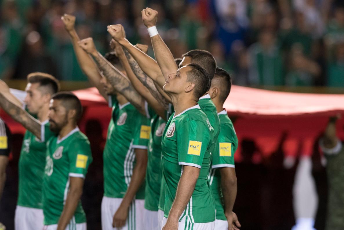 Rinden homenaje a Frida en partido de Selección Mexicana