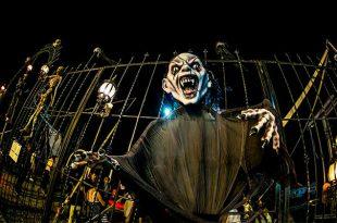 """¡Terrorífico! Llega a la CDMX """"El Circo de las Pesadillas''"""