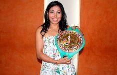 Jessica Chávez pide mejores salarios para las boxeadoras