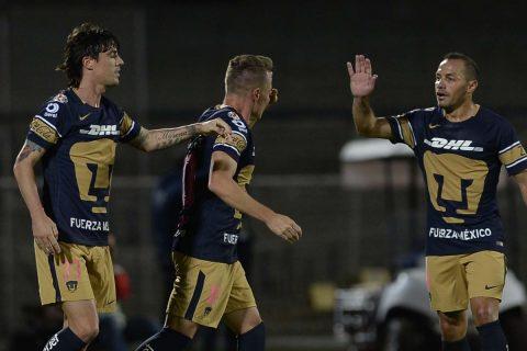 ¡Por fin ganaron! Pumas vence 2-0 al León