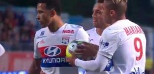 Video: Mariano y Depay hacen un