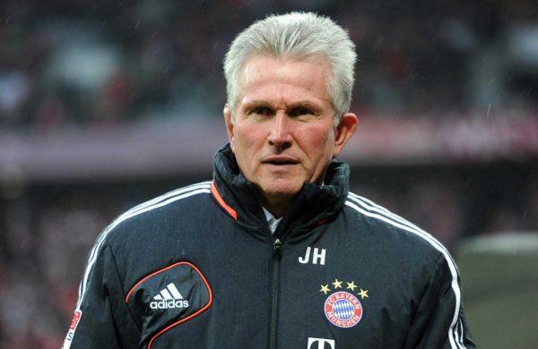 Heynckes entrenará al Bayern de James — Bild