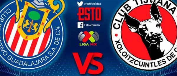 26e0f1c92dc34 Chivas vs Xolos  Horario