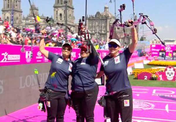 México aspira sólo a una medalla en Mundial de Tiro con Arco