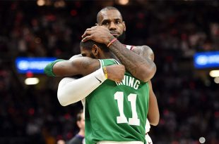 Cleveland vence a Boston en arranque de NBA