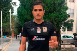 Larry Vásquez, listo para su debut en la Liga MX con Tigres