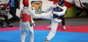 César Román listo para el Grand Prix de Taekwondo