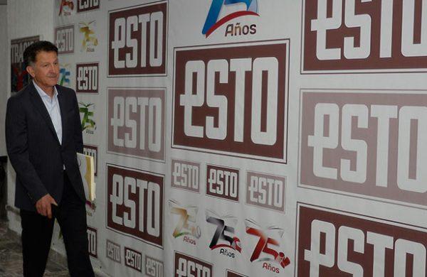 Osorio tiene en la mira a Avilés Hurtado