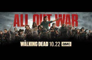 """""""The Walking Dead'' regresa mañana con su octava temporada"""