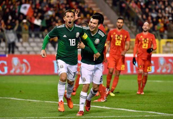 México puede pasar del quinto partido  Guardado da5b6bc51823f