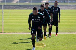 Santos trabaja pensando en Monterrey