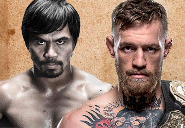¿Habrá Pacquiao vs. McGregor para el 2018?