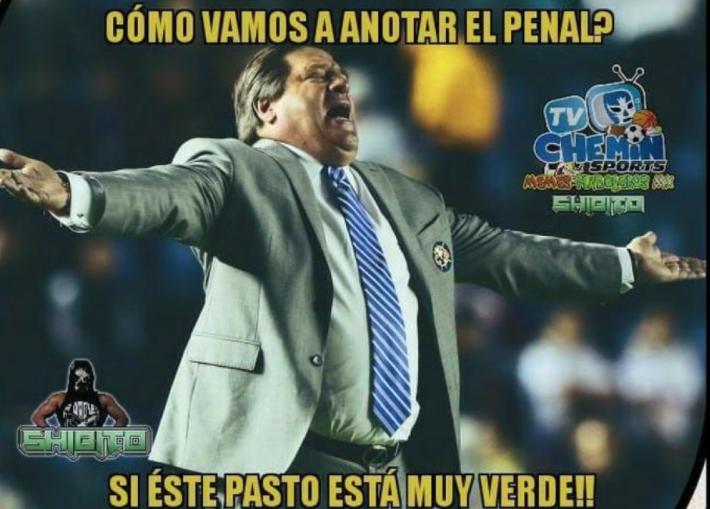 Memes Del America Santos
