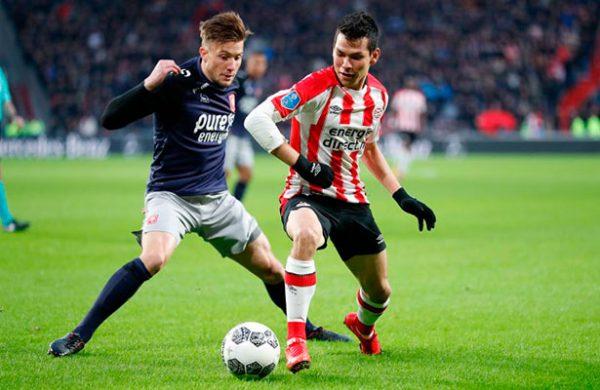 Chuky Lozano y PSV tienen nuevo patrocinador mexicano