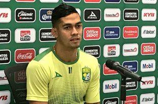 León, sin más en mente que el título, señala Andrade