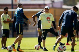 América viaja a Monterrey sin piezas clave para la Copa MX