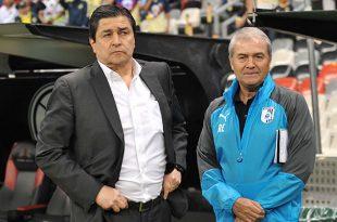 """Luis Fernando Tena quiere ser el """"Tuca"""" Ferretti de Querétaro"""