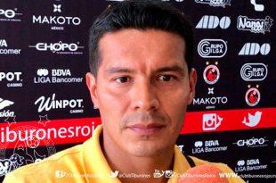 Veracruz por el triunfo sí o sí ante Cruz Azul, señala Melitón Hernández
