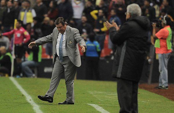 Es Juninho duda para la vuelta de la semifinal