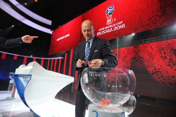 Gary Lineker presentará el sorteo de Rusia 2018 en el Kremlin