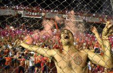 Hinchas de Flamengo e Independiente protagonizan pelea