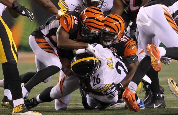 Pittsburgh remonta para vencer a Cincinnati en el Monday Night