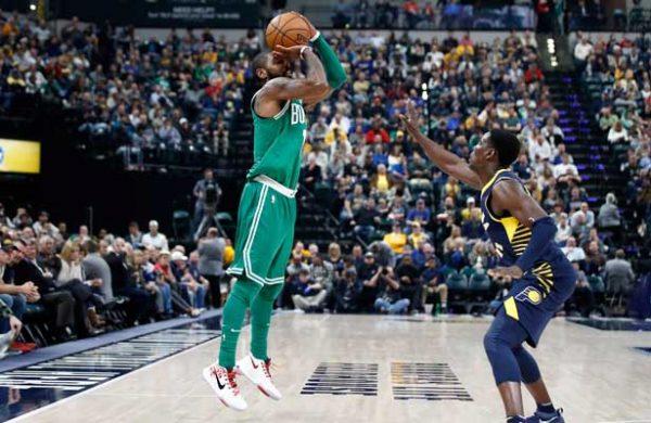 Clavada de Rozier da victoria a Celtics sobre Pacers