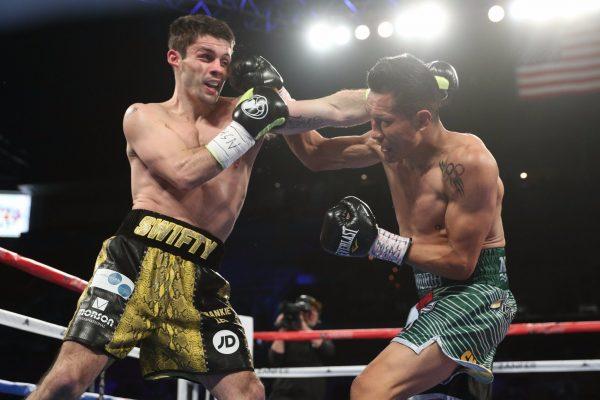 Boxeador inglés sufre lesión en oreja en pelea ante 'Bandido' Vargas