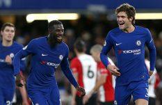 Chelsea vuelve a ganar y no cede terreno en Inglaterra