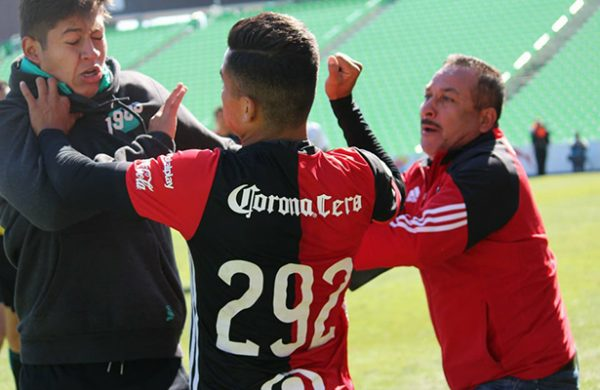 No les alcanza a Atlas Sub 20, Santos se corona