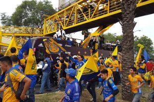 Monterrey sigue festejando el campeonato de Tigres