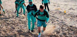 Santos pone intensidad a su pretemporada