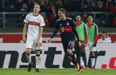 Bayern Munich triunfa ante un errático Sttutgart
