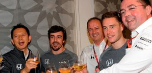 En Honda respiran tras la ruptura con McLaren en Fórmula 1