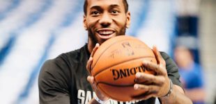 Kawhi Leonard, listo para volver a las duelas con los Spurs