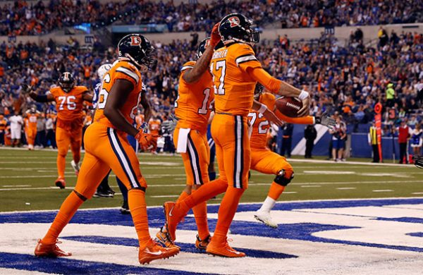 Los Broncos de Denver superaron a los Potros en al NFL
