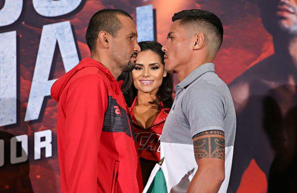 Tras 'error de báscula', Salido y Román están listos para la 'guerra'