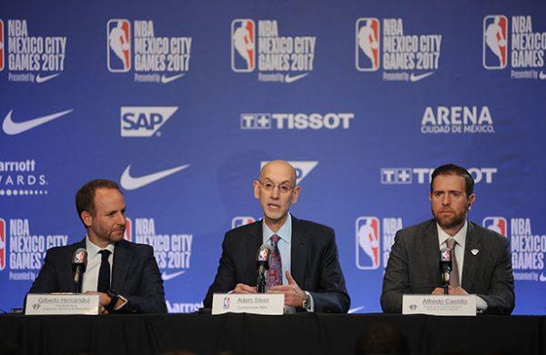 La NBA instaurará academia deportiva en México