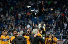 Damián Álvarez toca el cielo con Tigres