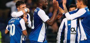 Porto golea en la Copa con Reyes, Herrera y Corona en la cancha