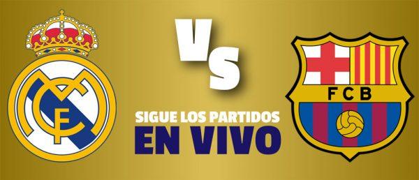 Real madrid vs barcelona horario fecha y transmisi n for Juego del madrid hoy