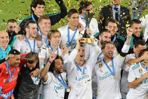 Real Madrid vence a Gremio y es bicampeón del mundo